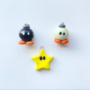 Mario Charms Bundle